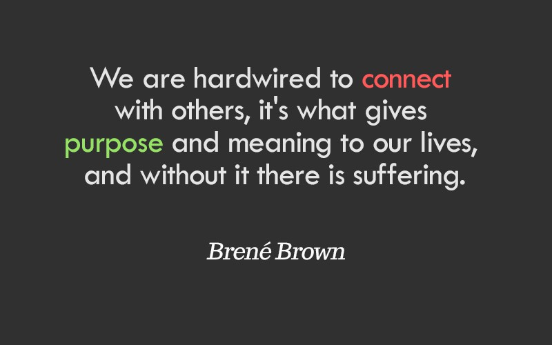 connect and purpose